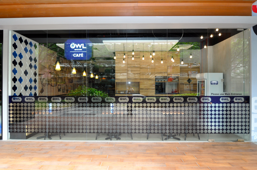 Owl Cafe Bedok